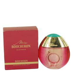 Miss Boucheron Perfume by Boucheron 1.7 oz Eau De Parfum Spray (slighlty damaged)