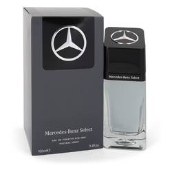 Mercedes Benz Select Cologne by Mercedes Benz 3.4 oz Eau De Toilette Spray