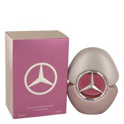 Mercedes Benz Woman Perfume by Mercedes Benz 2 oz Eau De Parfum Spray