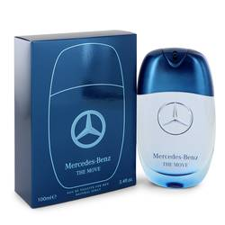 Mercedes Benz The Move Cologne by Mercedes Benz 3.4 oz Eau De Toilette Spray