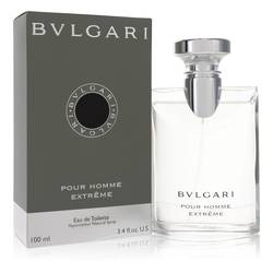 Bvlgari Extreme Cologne by Bvlgari 3.4 oz Eau De Toilette Spray