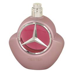 Mercedes Benz Woman Perfume by Mercedes Benz 3 oz Eau De Parfum Spray (Tester)