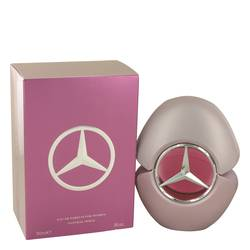 Mercedes Benz Woman Perfume by Mercedes Benz 3 oz Eau De Parfum Spray