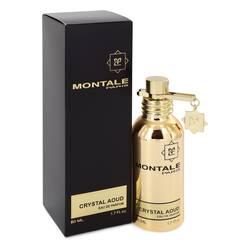 Montale Crystal Aoud Perfume by Montale 1.7 oz Eau De Parfum Spray