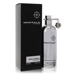 Montale Vanille Absolu Perfume by Montale 3.4 oz Eau De Parfum Spray (Unisex)