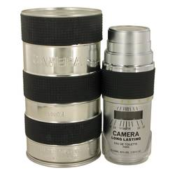 Camera Long Lasting Cologne by Max Deville 3.4 oz Eau De Toilette Spray (Metal Packaging)