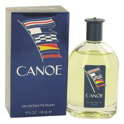 Canoe Cologne by Dana 4 oz Eau De Toilette / Cologne