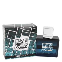 Marvel Comics Super Hero Cologne by Marvel 2.5 oz Eau De Toilette Spray