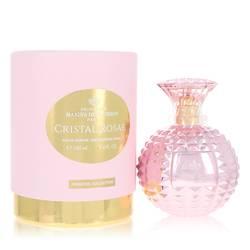Marina De Bourbon Cristal Rosae Perfume by Marina De Bourbon 3.4 oz Eau De Parfum Spray