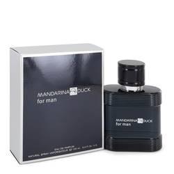 Mandarina Duck For Man Cologne by Mandarina Duck 3.4 oz Eau De Parfum Spray