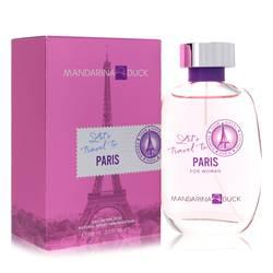 Mandarina Duck Let's Travel To Paris Perfume by Mandarina Duck 3.4 oz Eau De Toilette Spray