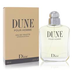 Dune Cologne by Christian Dior 3.4 oz Eau De Toilette Spray