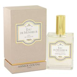 Eau De Monsieur Cologne by Annick Goutal 3.4 oz Eau De Toilette Spray
