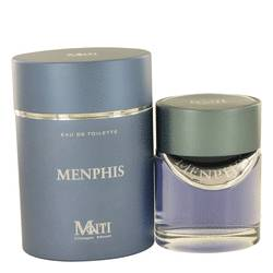 Menphis Cologne by Giorgio Monti 3.6 oz Eau De Toilette Spray