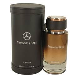 Mercedes Benz Le Parfum Cologne by Mercedes Benz 4.2 oz Eau De Parfum Spray