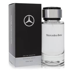 Mercedes Benz Cologne by Mercedes Benz 4 oz Eau De Toilette Spray