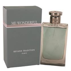 Me Wonderful Cologne by Reyane Tradition 3.4 oz Eau De Parfum Spray