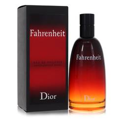 Fahrenheit Cologne by Christian Dior 3.4 oz Eau De Toilette Spray