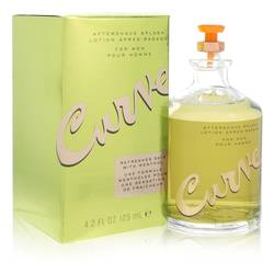 Curve Cologne by Liz Claiborne 4.2 oz After Shave