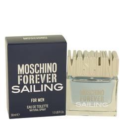 Moschino Forever Sailing Cologne by Moschino 1 oz Eau DE Toilette Spray