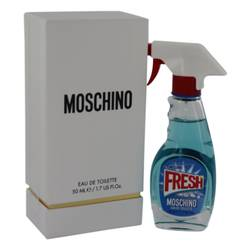 Moschino Fresh Couture Perfume by Moschino 1.7 oz Eau De Toilette Spray