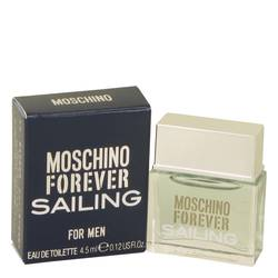 Moschino Forever Sailing Cologne by Moschino 0.17 oz Mini EDT