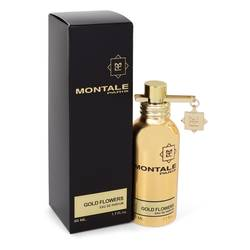 Montale Gold Flowers Perfume by Montale 1.7 oz Eau De Parfum Spray