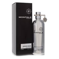 Montale Ginger Musk Perfume by Montale 3.4 oz Eau De Parfum Spray (Unisex)