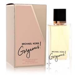 Michael Kors Gorgeous Perfume by Michael Kors 3.4 oz Eau De Parfum Spray