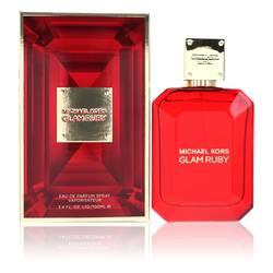 Michael Kors Glam Ruby Perfume by Michael Kors 3.4 oz Eau De Parfum Spray