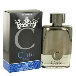 C Chic Cologne by Mimo Chkoudra 3.3 oz Eau De Toilette Spray