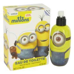 Minions Yellow Cologne by Minions 1.7 oz Eau De Toilette Spray