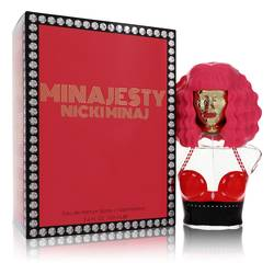 Minajesty Perfume by Nicki Minaj 3.4 oz Eau De Parfum Spray