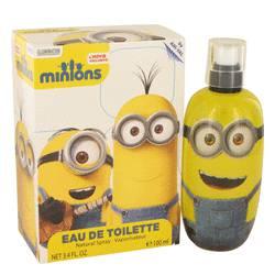 Minions Yellow Cologne by Minions 3.3 oz Eau De Toilette Spray