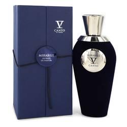 Mirabile V Perfume by Canto 3.38 oz Extrait De Parfum Spray (Unisex)