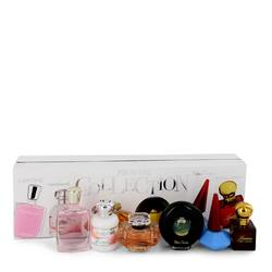 Miracle Perfume by Lancome -- Gift Set - Premiere Collection Set Includes Miracle, Anais Anais, Tresor, Paloma Picasso, Lou Lou and Lauren all are travel size minis.