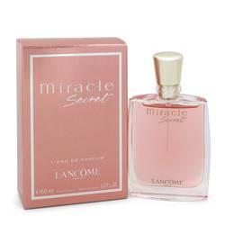 Miracle Secret Perfume by Lancome 1.7 oz Eau De Parfum Spray