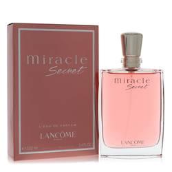 Miracle Secret Perfume by Lancome 3.4 oz Eau De Parfum Spray