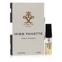 Miss Fanette