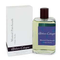 Mistral Patchouli Perfume by Atelier Cologne 6.7 oz Pure Perfume Spray