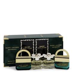 Marc Jacobs Decadence Perfume by Marc Jacobs -- Gift Set - Mini Gift Set includes two Daisy Travel Sprays and Two Decadence Travel Sprays all .13 oz