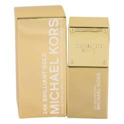 Michael Kors 24k Brilliant Gold Perfume by Michael Kors 1 oz Eau De Parfum Spray