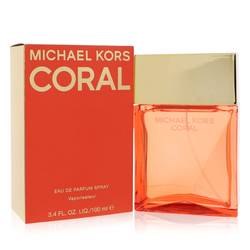 Michael Kors Coral Perfume by Michael Kors 3.4 oz Eau De Parfum Spray