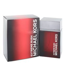 Michael Kors Extreme Rush Cologne by Michael Kors 4.1 oz Eau De Toilette Spray