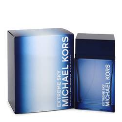 Michael Kors Extreme Sky Cologne by Michael Kors 4.2 oz Eau De Toilette Spray