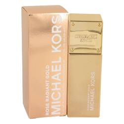 Michael Kors Rose Radiant Gold Perfume by Michael Kors 1.7 oz Eau De Parfum Spray