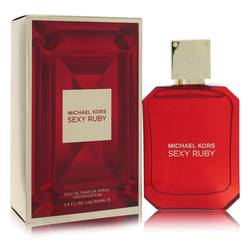 Michael Kors Sexy Ruby Perfume by Michael Kors 3.4 oz Eau De Parfum Spray