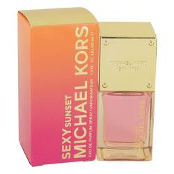 Michael Kors Sexy Sunset Perfume by Michael Kors 1 oz Eau De Parfum Spray