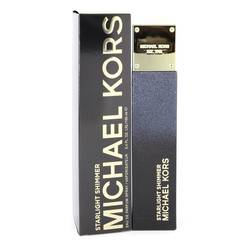 Michael Kors Starlight Shimmer Perfume by Michael Kors 3.4 oz Eau De Parfum Spray