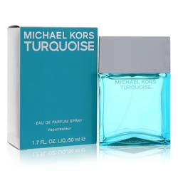 Michael Kors Turquoise Perfume by Michael Kors 1.7 oz Eau De Parfum Spray